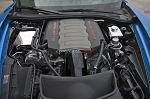 C7 Corvette Stingray/Z06/Grand Sport 2014+ Hydro Carbon Fiber Throttle Body Cover