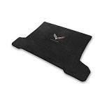 C7 Corvette Stingray 2014+ Lloyd Ultimat Crossed Flags / Stingray Script Cargo Mats