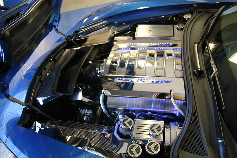 Ideas Corvette Engine History On Peculiarpurls