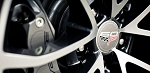 C6 Corvette 2005-2013 60th Anniversary Wheel Center Cap - Set Option