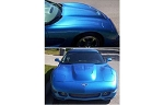 C5 Corvette 1997-2004 Tiger Shark Hood