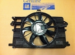 C7 Corvette Stingray/Z06/Grand Sport 2014+ GM 600 Watt Enhanced Radiator Cooling Fan