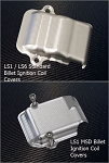 C4 C5 Corvette 1984-2004 LS1 / LS6 Street Performance Billet Coil Covers
