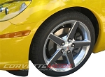 C6 Corvette 2005-2007 Hydro Carbon Fiber Wheel Spoke Accents