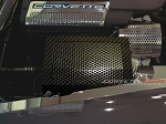 C6 Corvette 2005-2013 Perforated Hydro Carbon Fiber Fuse Box Cover