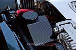 C6 Corvette 2008-2013 Hydro Carbon Fiber Power Steering Reservoir Cover w/ Cap