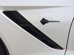 C7 Corvette Stingray 2014+ Hydro Carbon Fiber Side Fender Vents - Pair