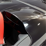 C7 Corvette Stingray/Z06/Grand Sport 2014-2019 Custom Painted Convertible Accent Trim Panels - Pair