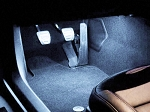 C5 C6 C7 Corvette Stingray/Z06/Grand Sport 1997-2014+ LED Strip Lighting - Interior Footwell