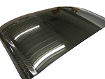 C7 Corvette Stingray/Z06/Grand Sport 2014-2019 Carbon Fiber Targa Roof Panel Replacement - w/ Painted Accent Option