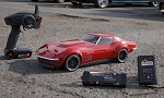 C3 Corvette 1969 1/10th Scale RC Officially Licensed Racer