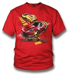C3 C4 C5 C6 C7 Corvette 1968-2014+ Built For Speed T-Shirt Kids