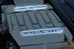 C7 Corvette Stingray/Grand Sport 2014-2019 Fuel Rail Insert Brushed/Polished Corvette Lettering