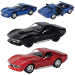 C3 Corvette 1969 Stingray Diecast Model 1:24 Scale