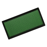 C4 C5 Corvette 1985-2004 Green Performance Air Filter