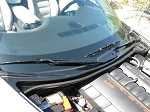 C6 Corvette 2005-2013 Hydro Carbon Fiber Windshield Wipers