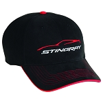 C7 Corvette Stingray 2014+ Cap With Gesture Logo
