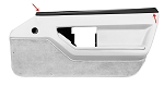 C4 Corvette 1984-1989 Door Panel Upper Trim - Coupe/Convertible
