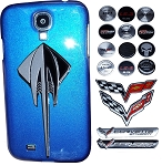 C6 C7 Corvette Stingray/Z06/Grand Sport 2005-2019 Custom Painted Samsung Phone Cases