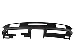 C3 Corvette 1978-1982 ABS Dash Cap W/ Speaker Grille Cut Outs