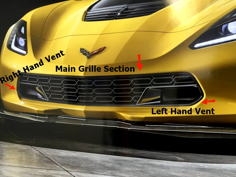 C7 Corvette Stingray Z06 Grand Sport 2014 Gm Carbon