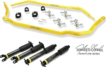 C5 C6 Corvette 1997-2013 Johnny O'Connell Stage 1 Sway Bar / Shocks Package