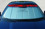 C6 Corvette 2005-2013 Windshield Decal - Z06 505 HP Logo