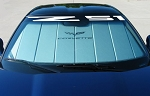 C6 Corvette 2005-2013 Windshield Decal - Z51 Logo
