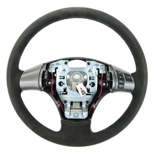 C6 Corvette 2005-2013 Suede/Leather Steering Wheels
