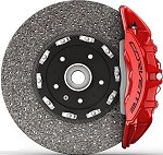 C7 Corvette Z06 / Grand Sport 2015+ Complete Brake Upgrade Set - Front / Rear
