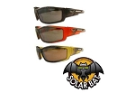 C6 Corvette 2005-2013 Solar Bat Polarized Carbon Fiber Style Sunglasses