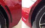 C7 Corvette Stingray/Z06/Grand Sport 2014-2019 Complete Side Marker/Rear Reflector Blackout Kit - Acrylic