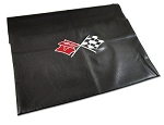 C3 C4 C5 C6 Corvette 1968-2013 Top Storage Bag - Vinyl w/ Logo