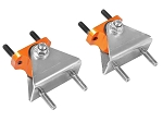C5 C6 Corvette 1997-2013 PFADT Series Transmission Mount Set - Orange