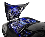C5 C6 C7 Corvette 1997-2014+ LED Engine Bay Lighting Kit - Pair