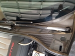 C7 Corvette 2014+ Stingray/Z06/Grand Sport Hydro Carbon Fiber Wiper Cowl