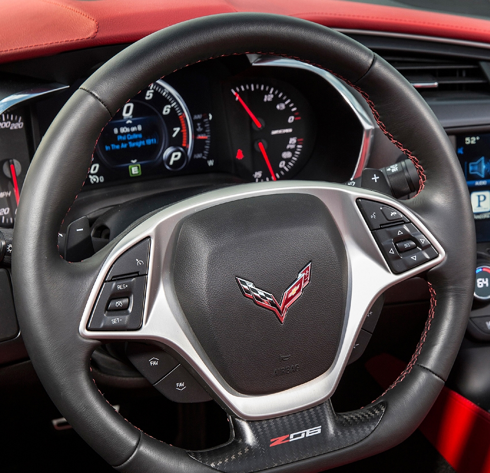 C7 Corvette Stingray Z06 Grand Sport 2014 Gm Z06