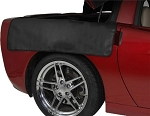 C6 Corvette 2005-2013 Rear Fender Covers - Pair