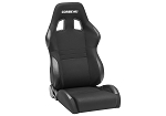 Cloth Corbeau A4 Racing Seats Pair - Reclining