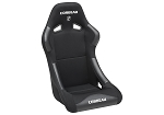 C3 C4 C5 C6 Corvette 1968-2013 Corbeau Forza Racing Seat - Fixed Back