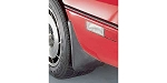 C4 Corvette 1984-1996 Molded Splash Guards