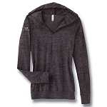 C6 Corvette 2005-2013 Ladies Burnout Hoodie