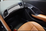 C7 Corvette Stingray/Z06/Grand Sport 2014+ True Carbon Fiber Passenger Side Vent Bezel Trim