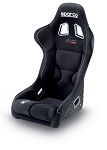 C6 C7 Corvette 2005-2014+ Sparco Evo Competition Racing Seat - Fixed
