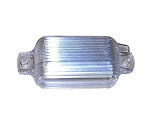 C3 Corvette 1968-1973 License Light Lens