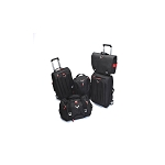 C7 Corvette 2014+ Stingray/Z06/Grand Sport 5-Piece Luggage Set