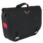 C7 Corvette 2014+ Stingray/Z06/Grand Sport Briefcase/Messenger Bag with Logo