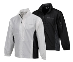 Stormtech Performance Micro Light Shell Jacket - Black / White