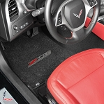 C7 Corvette Z06 2015+ Lloyd Ultimat Z06 Supercharged Floor Mats