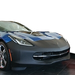 C7 Corvette Z06 2015+ GM Front End Cover Mask